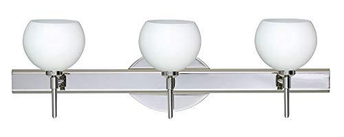 Besa Palla Bathroom Light - Besa Lighting 3SW-565807-LED-CR Palla 5-22.5