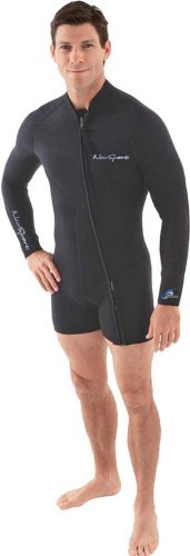 Neosport Wetsuits Men's Premium Neoprene 3mm Step-In Jack...