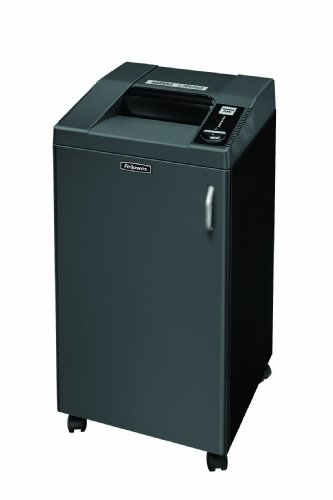 Fellowes Fortishred 3250S 30-Sheet Strip-Cut Commercial Grade Paper Shredder, TAA Compliant (4617101) by Fellowes