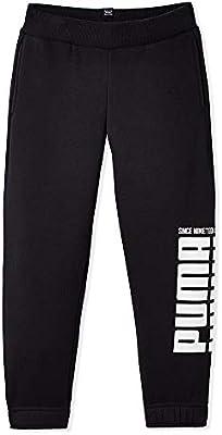 7a1af29bd8 Puma Rebel Bold FL Sport Pant for Kids - Black 3-4 Years: Amazon.ae