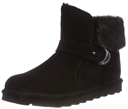 BEARPAW Womens Koko Winter Boot Black/Black Size 9 ()