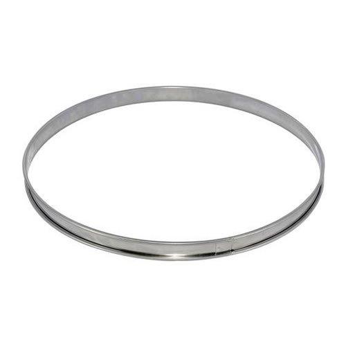 World Cuisine Stainless Steel Tart Ring, Dia. 6-1/4'' [World Cuisine]