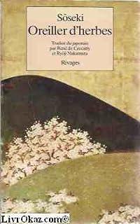 Oreiller d'herbes, Natsume, Soseki