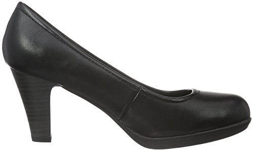 KLAIN Damen Schwarz Pumps JANE 000 Black TH5Rqnxwdn