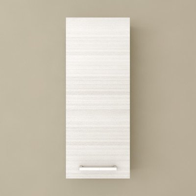 Silhouette 11.5'' x 30.75'' Wall Mounted Cabinet Finish: White Chocolate