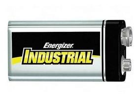 432 batteries - Energizer Industrial 9 Volt EN22 by Energizer Batteries