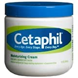 Cetaphil Moisturising Cream Lotion 16oz Jar NEW