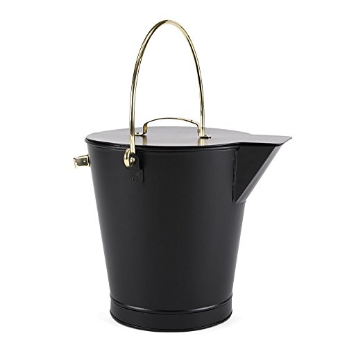 Brass Coal Bucket - 6