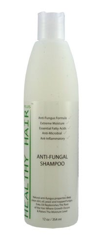 Healthy Hair Plus - Shampoing anti fongique - 12 oz