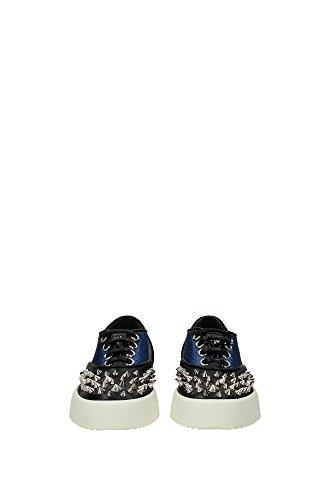 Zanotti Sneakers Nero Giuseppe EU RS6135MAYLONDNEROOPACO Donna qawOqB1gx