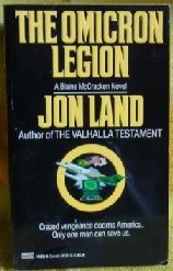 book cover of The Omicron Legion
