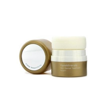 Bare Escentuals RareMinerals Night Skin Revival Treatment, .15 oz - Clear