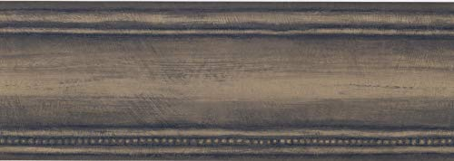 Wallpaper Border Brown Classic Concord Wallcovering 15' x 7