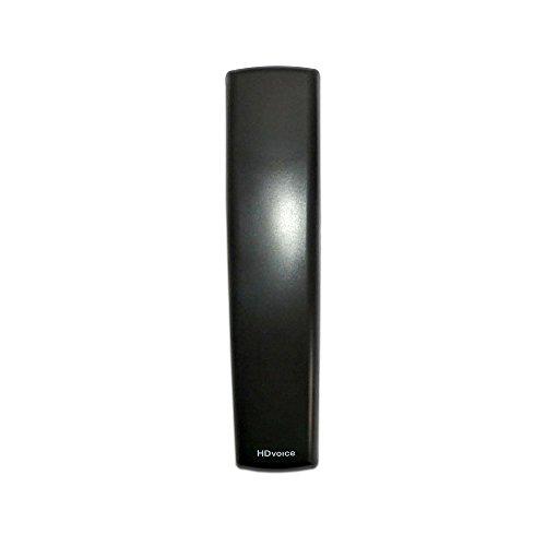 ycom VVXHD Compatible Handset. Fits Polycom VVX300, VVX301, VVX310, VVX311, VVX400, VVX401, VVX410, VVX411, VVX500, VVX501, VVX600, VVX601, VVX1500, VVX1500D ()