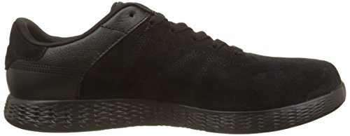 Running Go Scarpe Nero Glide on The Uomo Black Sharp Skechers UYTqP6wU