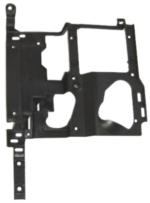 OE Replacement Chevrolet/GMC Passenger Side Headlight Mounting Panel (Partslink Number GM1221122)