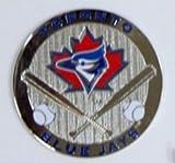 Toronto Blue Jays Retro Round Metal Magnet