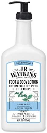 Body Lotions: J.R. Watkins Foot Lotion