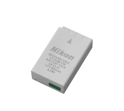 Nikon EN-EL24 Rechargeable Li-ion Battery (repl.)