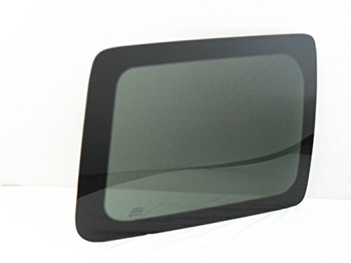 For 2005-2015 Nissan XTerra 4 Door Utility Passenger/Right Side Rear Quarter Window Replacement Glass (Right Glass Quarter)