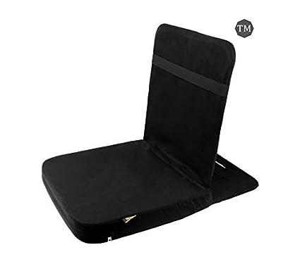 Friends Of Meditation Back Jack Meditation And Yoga Chair (18 X 18 Inch) (