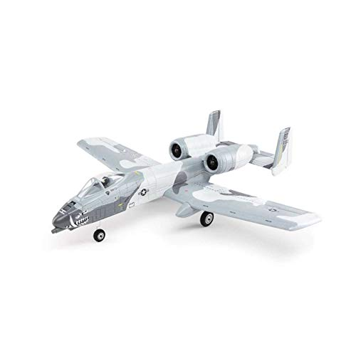 - E-flite UMX A-10 BL BNF Basic 28mm EDF Jet with AS3X, EFLU3750