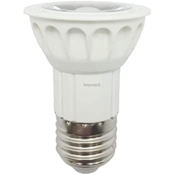 Anyray LED Replacement for Range Hood Halogen Light Bulb AP3203068 WB08X10028 50W 120V