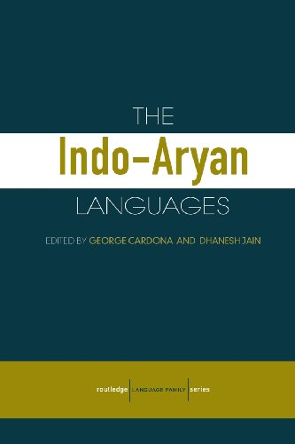 The Indo-Aryan Languages (Routledge Language Family Series) by Routledge