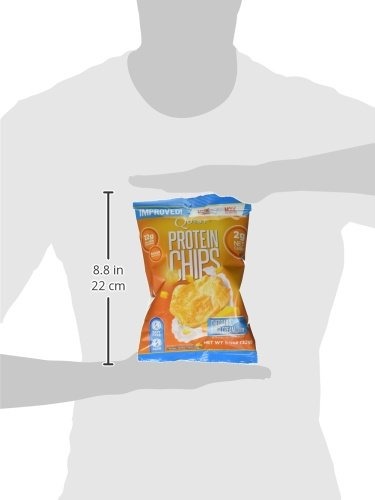 Quest Nutrition Protein Chips, Cheddar and Sour Cream, 16 Count by Quest Nutrition (Image #6)