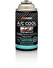 emzone® A/C Cool Refrigerant 1234yf Replacement 6oz Can