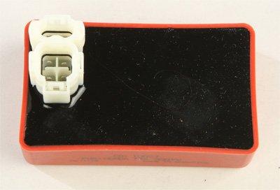 Honda CDI Box Model TRX 300 Fourtrax 2x4 / 4x4 1988-1993 ATV / UTV Capacitor Discharge Ignition Part# 27-15612 OEM# 30410-HM3-003 (Arctic Box Cdi Cat)