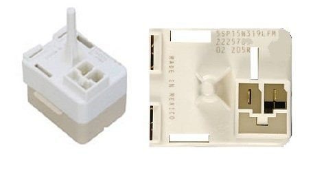1 X 2188830 Whirlpool Kitchenaid Compressor Overload Relay Replacement 2188830 (Embraco Compressor)