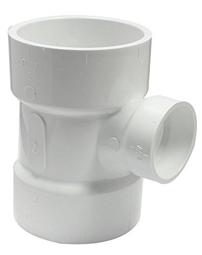 Pvc Dwv Sanitary Tee - 7