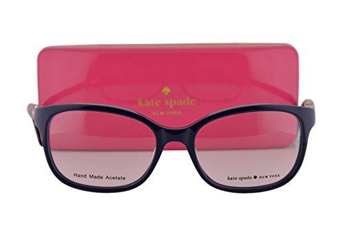 Kate Spade Eyeglasses Josette 52-17-135 Navy 0FX8