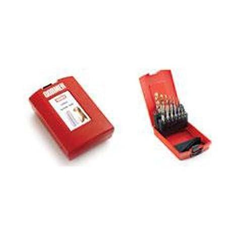 Dormer Hand Tap-Drill Set, Set of 21 Dormer Pramet L115100