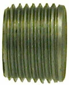 Midland 67-707 Black Steel Face Bushing, Size, Steel, 3/4