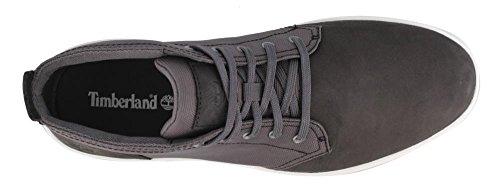 Davis Chukka Men's Boots Dark Grey Square Timberland q44wxC85