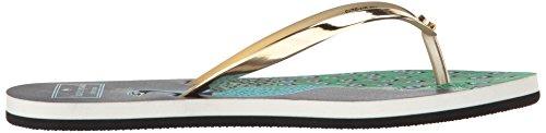 Kate Flop Nouveau Nassau Spade York Des Chiquenaude L'or Femmes 88pwrg