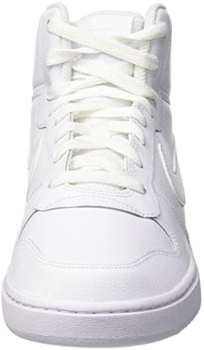 100 Mid White NIKE Shoes Ebernon Basketball Men 's White White qgaaCw14