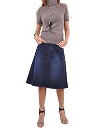Simply Me Denim Skirt