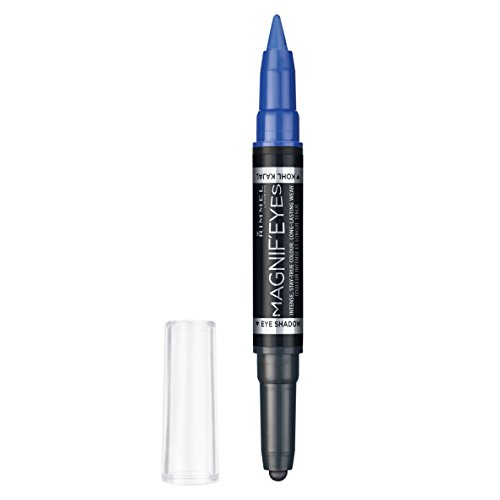 Rimmel Magnifeyes Double Ended Shadow and Eye Liner, Dark Si