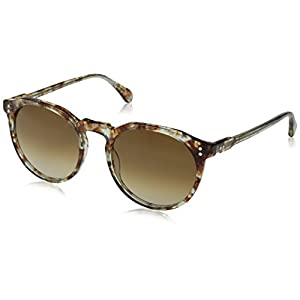 Raen Remmy Round Sunglasses, Lunar Quartz, 52 mm
