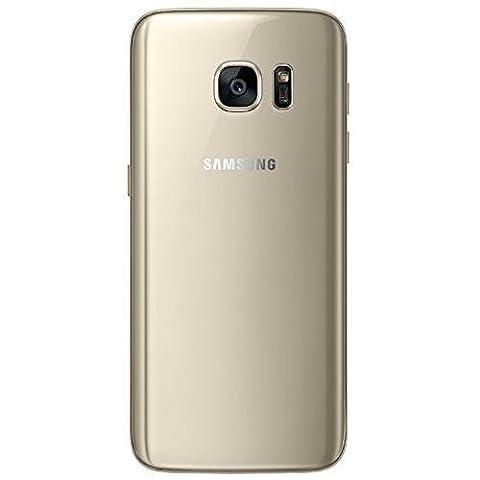 Samsung Galaxy S7 G930V 32GB Smartphone, Verizon + GSM, Gold Platinum (Certified Refurbished) (Galaxy Cdma Unlocked)