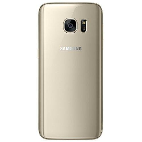 Samsung Galaxy S7 G930V 32GB Smartphone, Verizon Wireless CDMA + GSM, Gold Platinum (Certified Refurbished)