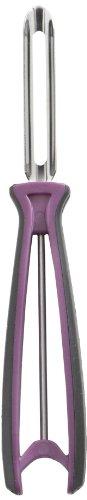 Linden Sweden Handle Peeler Purple