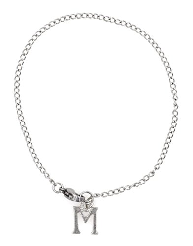 Initial Charm Anklet - 1