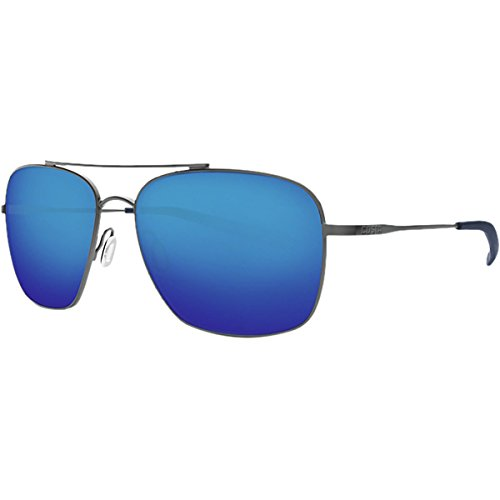 Costa Del Mar mens Canaveral Round Sunglasses