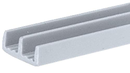 (CRL Lower Gray Plastic Track for 1/8