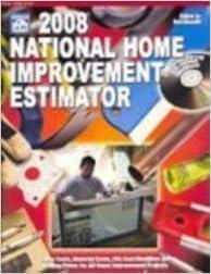 National Home Improvement Estimator 2008
