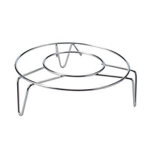 Uxcell a10080600ux0348 Metal Wire Rack Stand Kitchen Cookwar